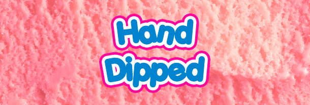 hand dipped