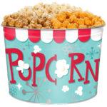 Tri-Flavor, Popcorn Blast, 2.5gal Tin, In Store Pick Up