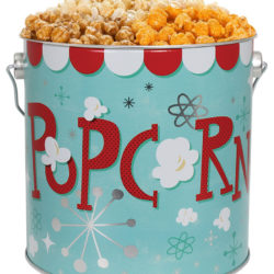 Tri-Flavor, Popcorn Blast, 3gal Tin